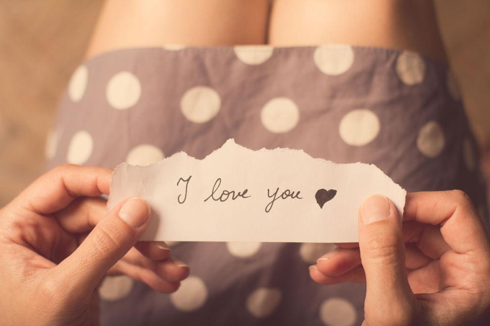 """Männer-Umfrage: Wann ist der richtige Zeitpunkt, """"Ich liebe dich"""" zu sagen?"""