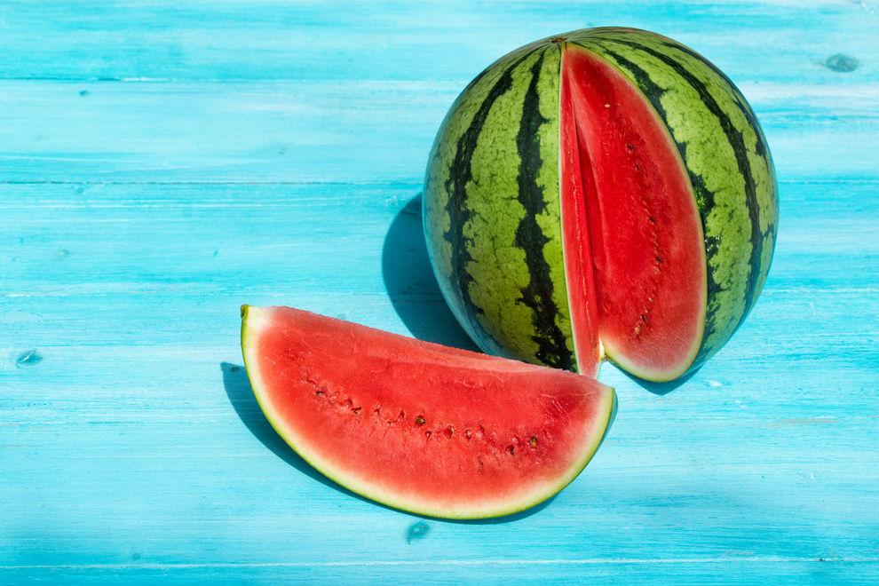 So bleibt eine Wassermelone ein halbes Jahr lang frisch