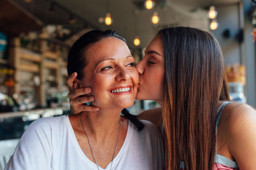Wir können das Leben unserer Eltern mit Liebe verlängern