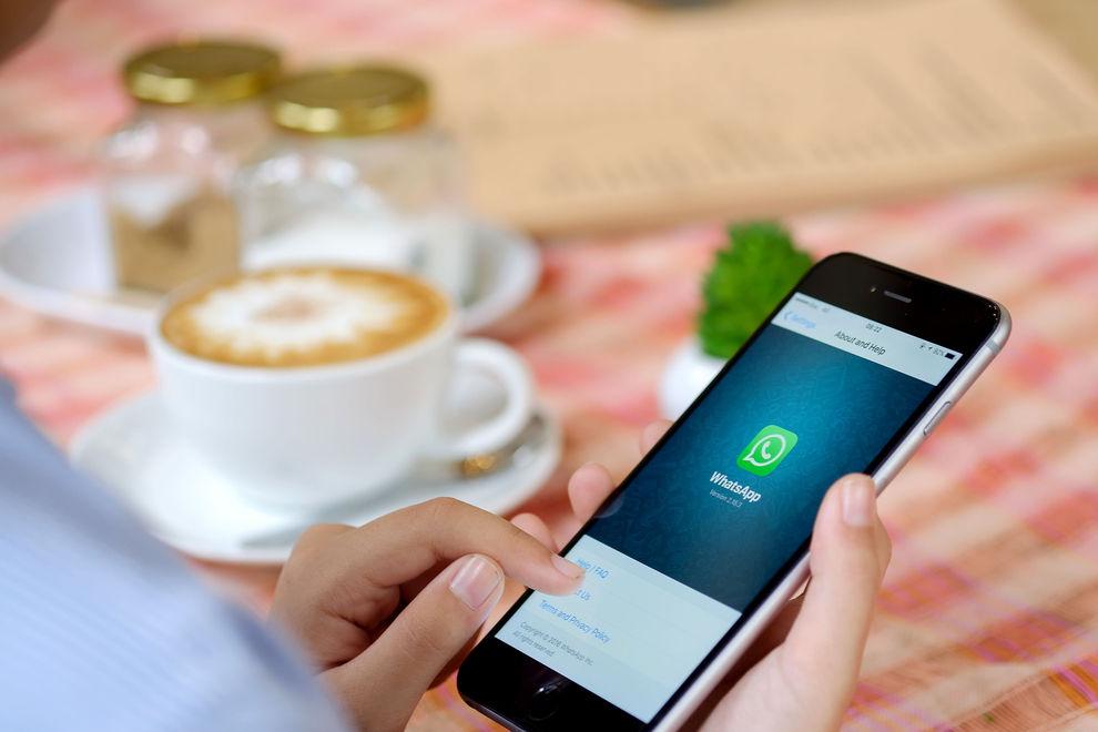 """Dieses """"Whats App""""-Update wird zu unserem Retter in der Not"""