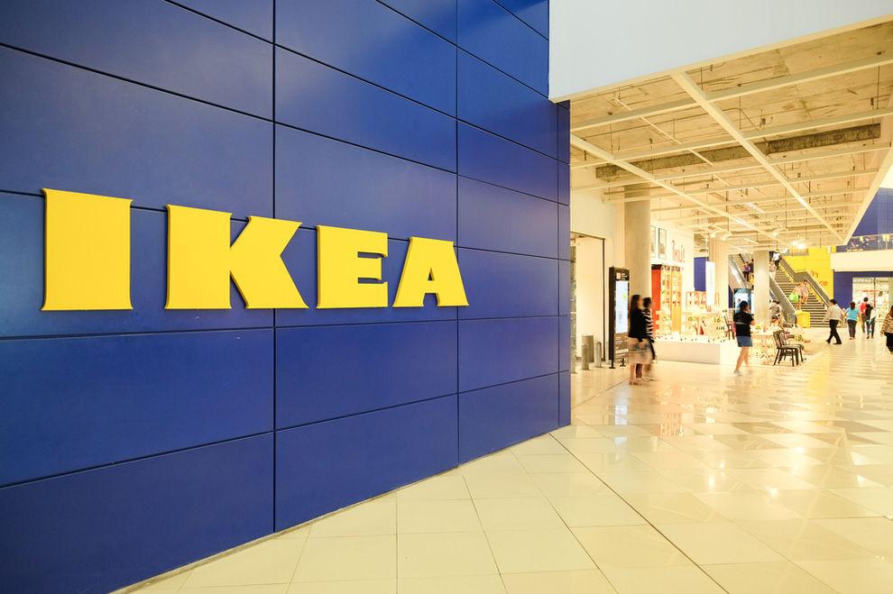Ikea eröffnet am Wiener Westbahnhof