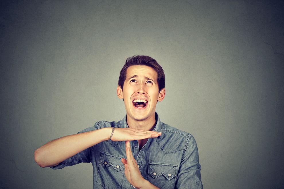 7 Sätze, die Männern einen kalten Schauer über den Rücken jagen