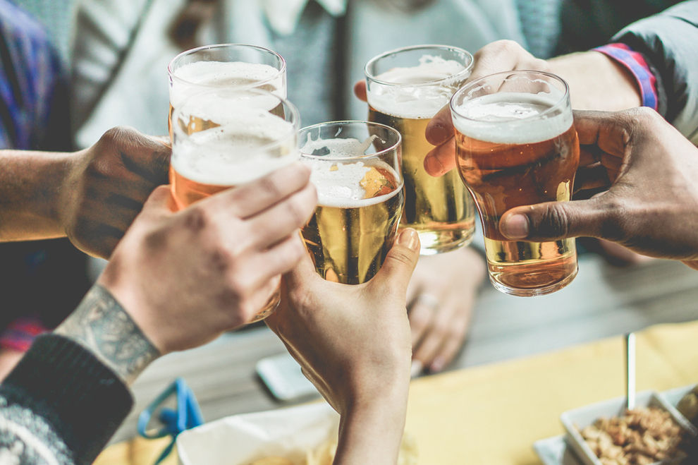 Brauerei sucht Biertrinker