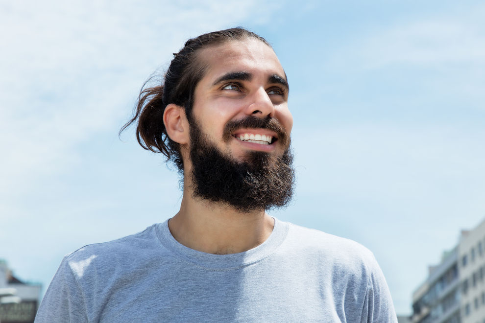 Sein Bart verrät alles über seine Stärken und Schwächen