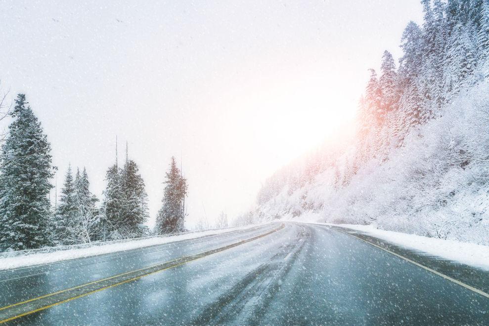 Was Autofahrer bei Schnee und Eis beachten müssen