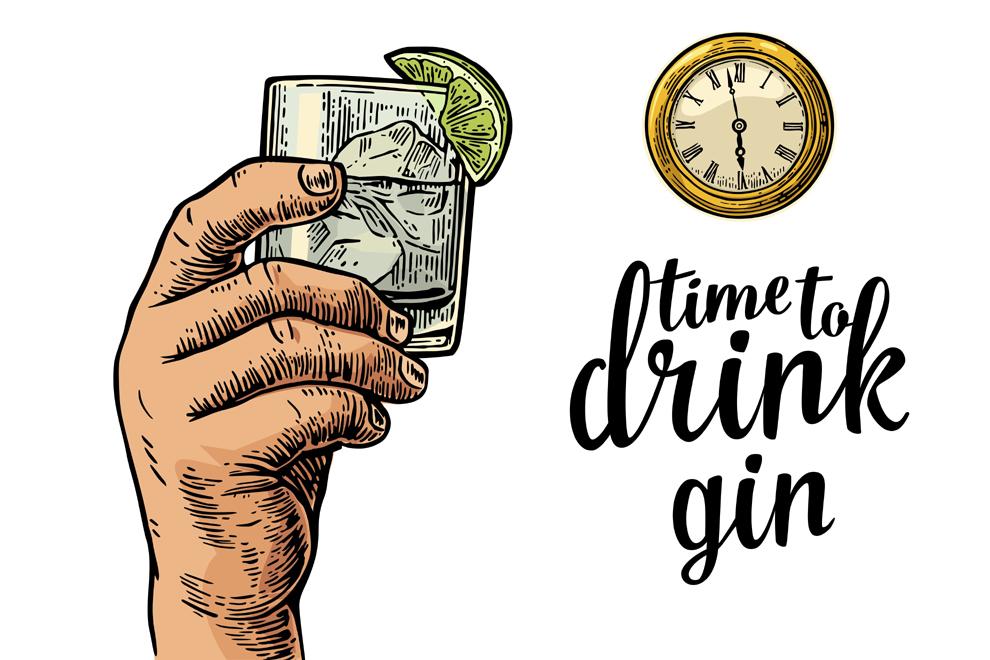 6 Gründe, warum du einmal pro Woche Gin trinken solltest