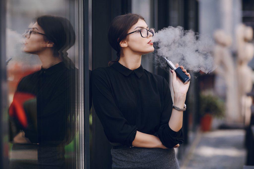 """Geht rauchen auch """"gesünder""""?"""