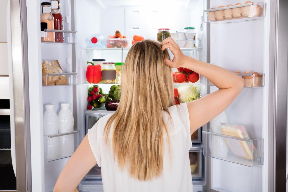 Was der Inhalt seines Kühlschranks über ihn aussagt