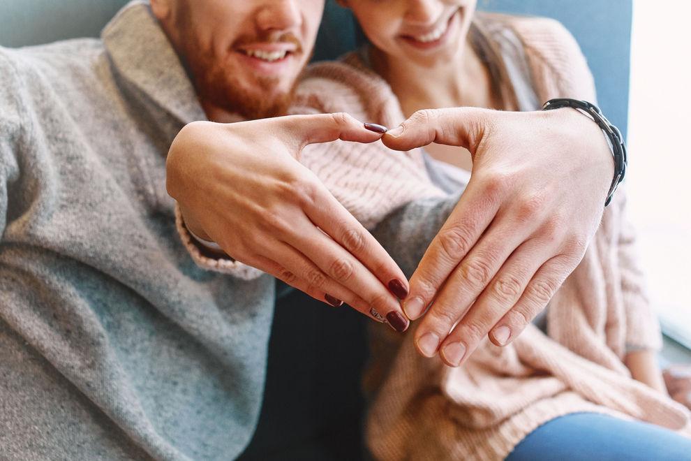 Die 5 verschiedenen Valentins-Paar-Typen