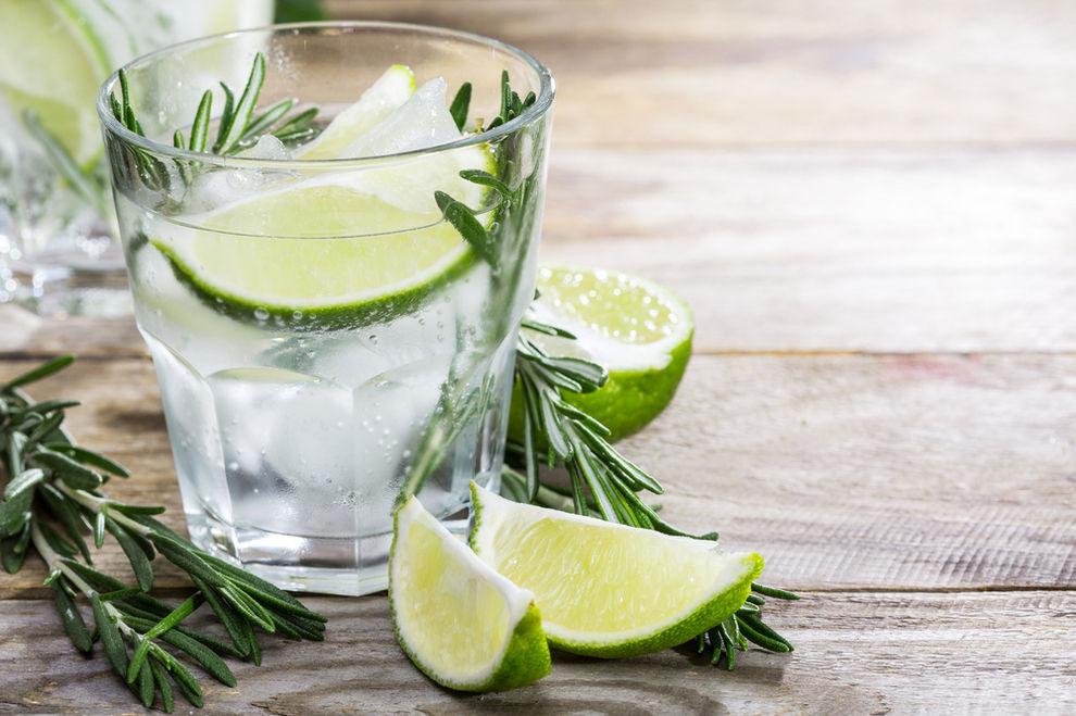 Gin Tonic trinken hilft gegen Mückenstiche