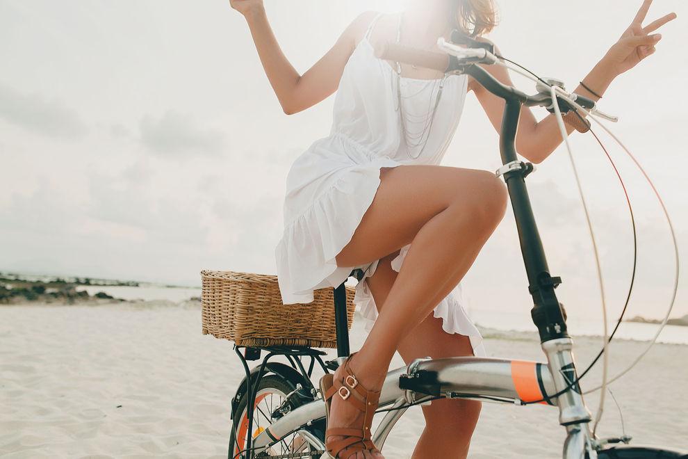 Wie deine Beine diesen Sommer der absolute Hingucker werden