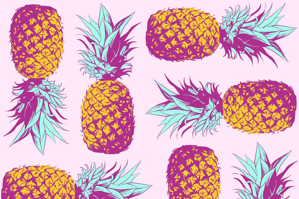 Warum du viel mehr Ananas essen solltest