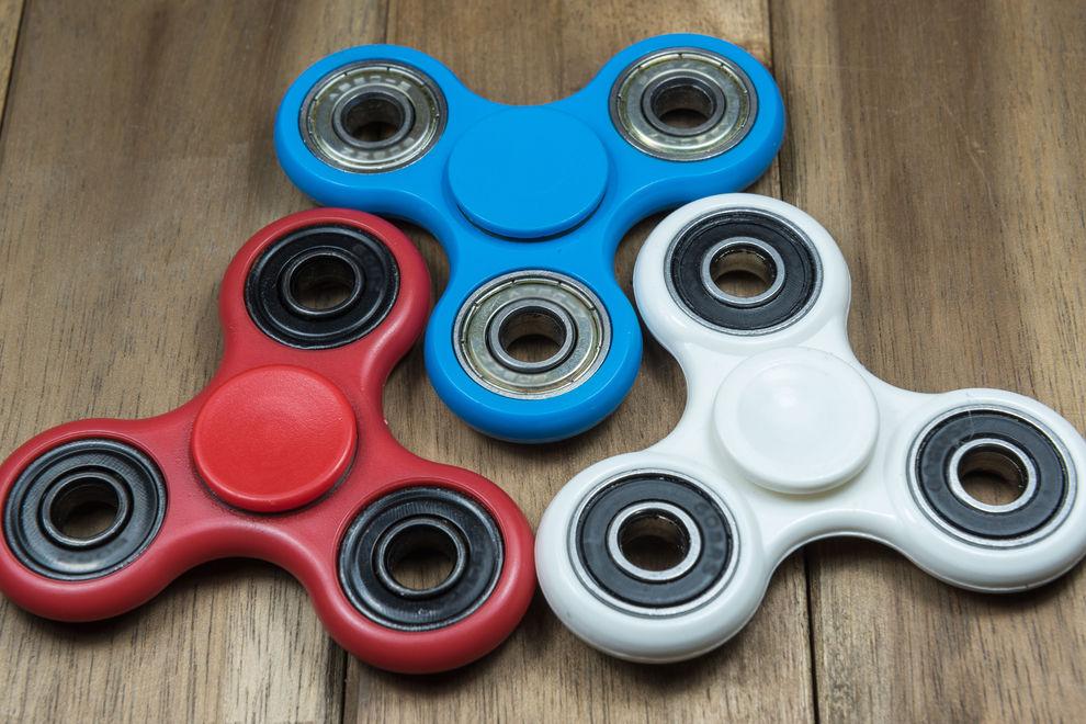 Fidget Spinners können schnell zur tödlichen Gefahr werden!