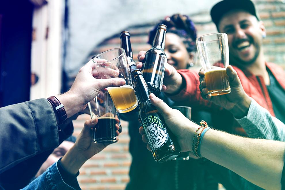 Alkohol verbessert Fremdsprachen-Fähigkeiten