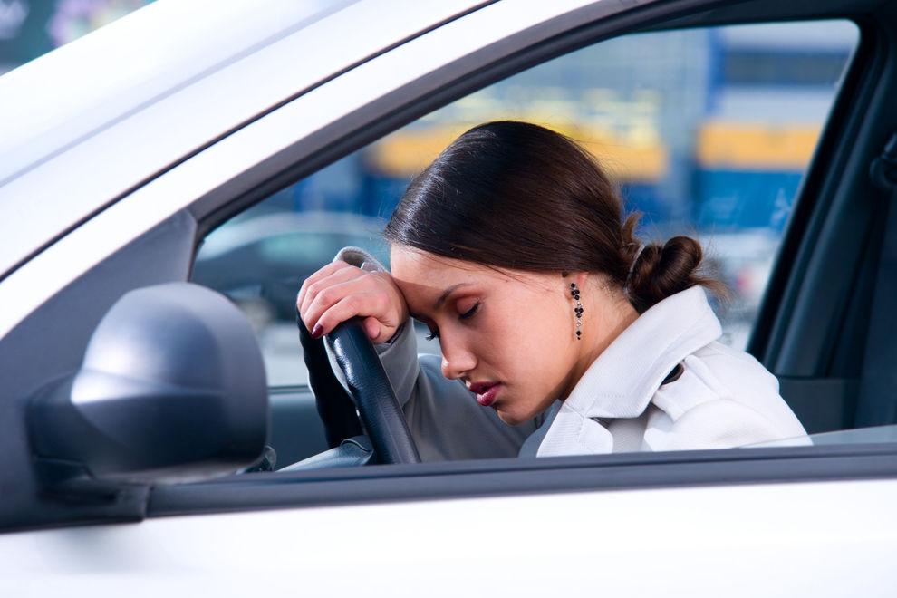 Schlafpause unterwegs sollte maximal 20 Minuten dauern