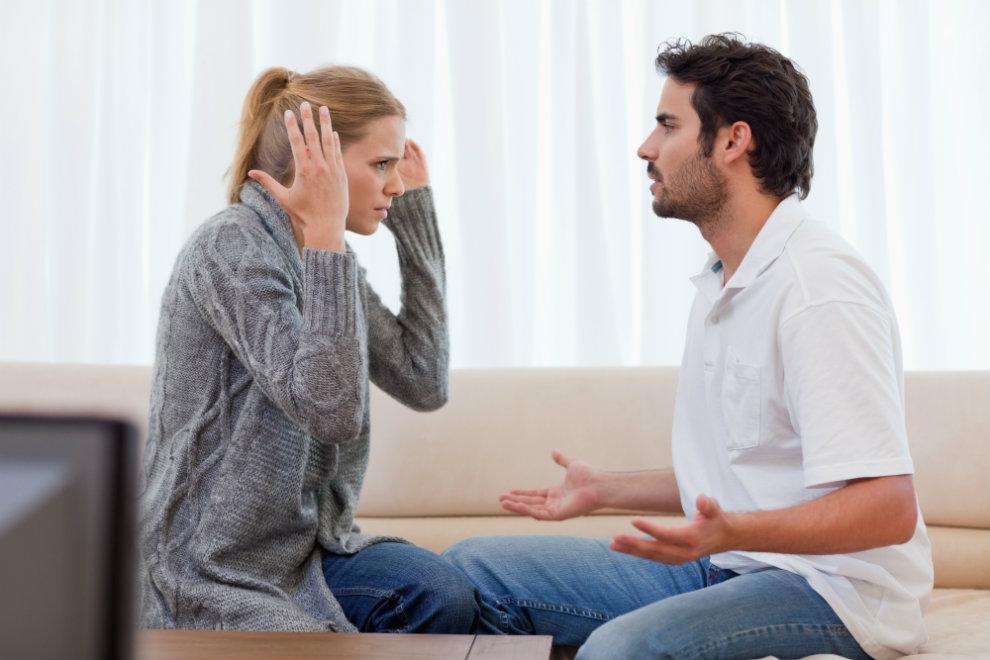 Die 7 Todsünden beim Streiten mit dem Partner