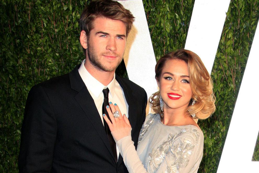 Miley und Liam zeigen sich seit der Trennung erstmals öffentlich gemeinsam
