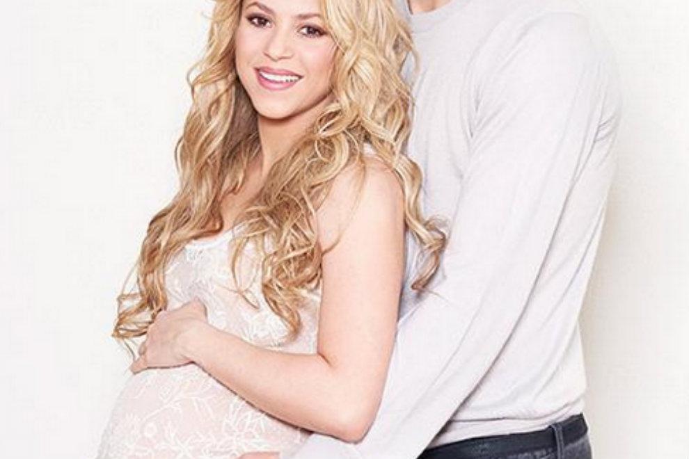 Shakira zeigt Babybauch für guten Zweck