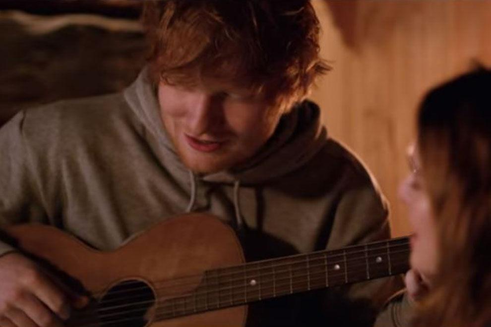 Ed Sheeran kommt für ein intimes Konzert nach Tirol
