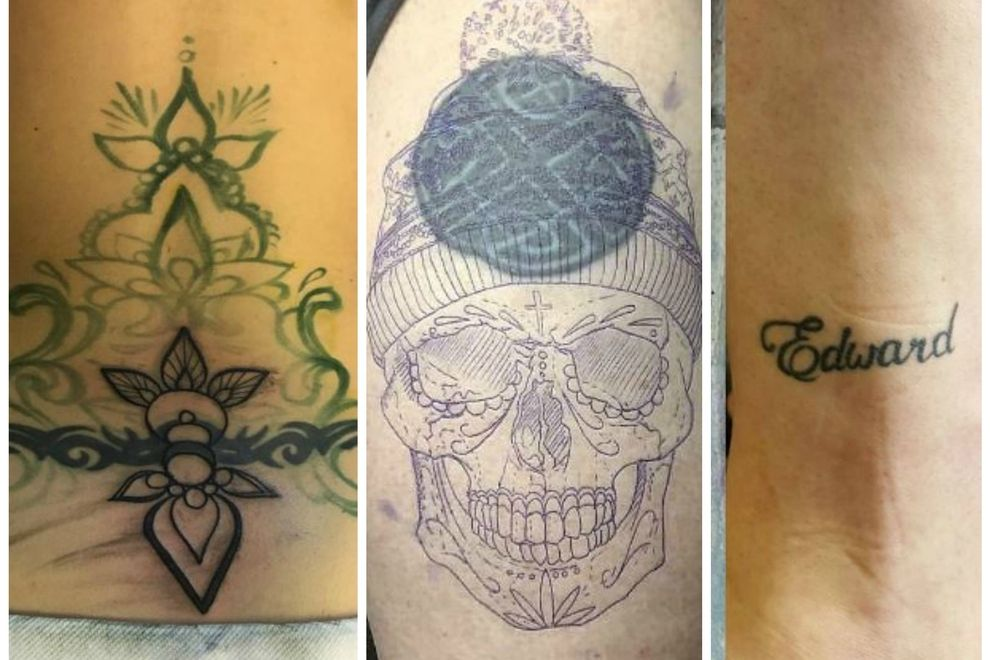 11 unglaubliche Cover-Up Tattoos