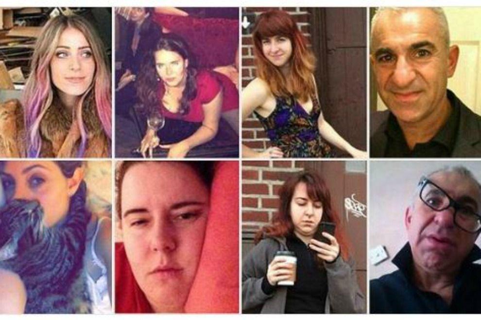 Tinder-Nutzer zeigen auf Twitter ihr wahres Gesicht