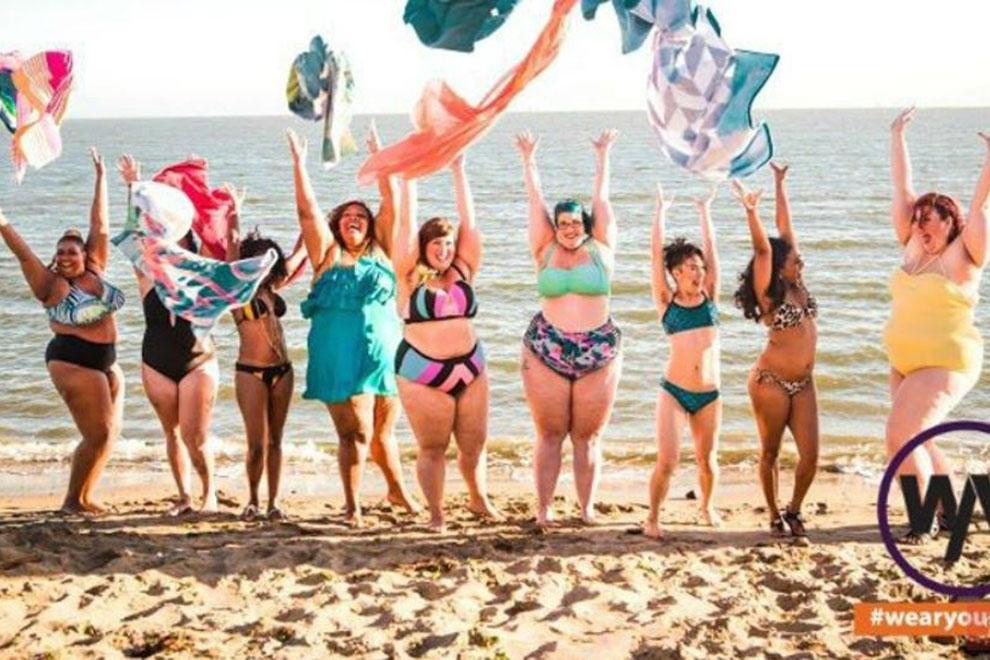 Kampagne will positives Körpergefühl für eigene Bikinifigur vermitteln