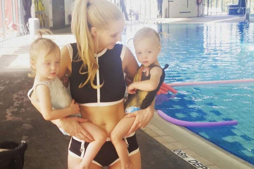 Diese Mutter hat von den nervigen Fragen zu ihren Zwillingen genug