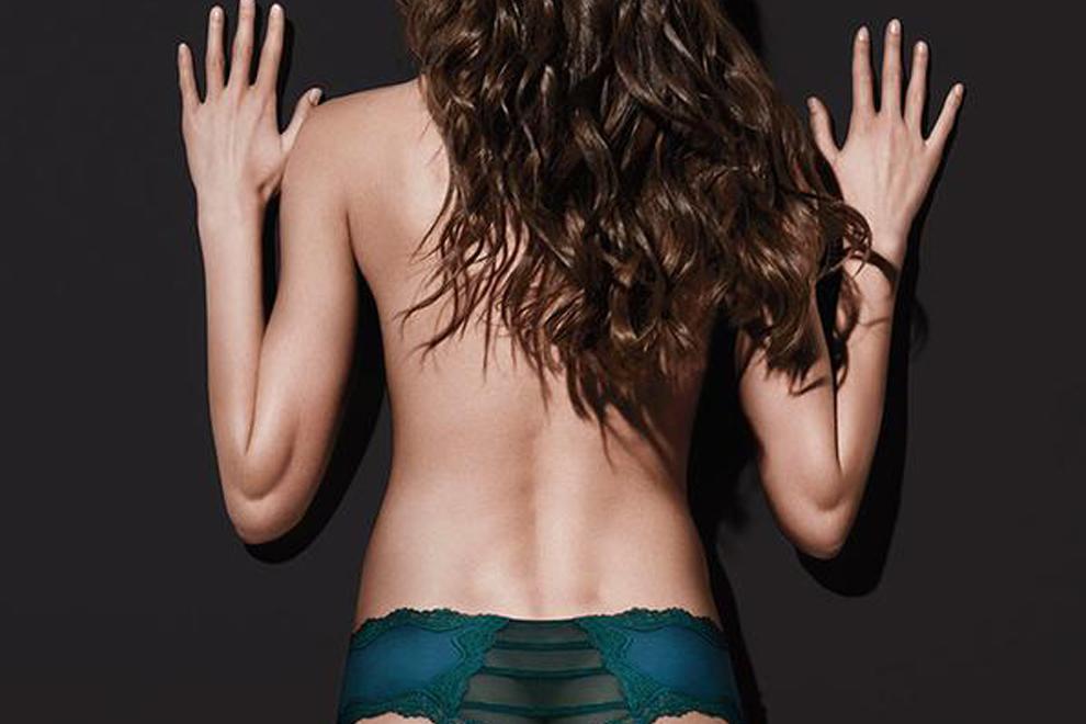 Victoria's Secret retuschiert Model die Pobacke weg