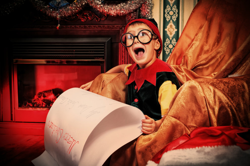 10 Anzeichen dafür, dass du ein Weihnachtsfreak bist