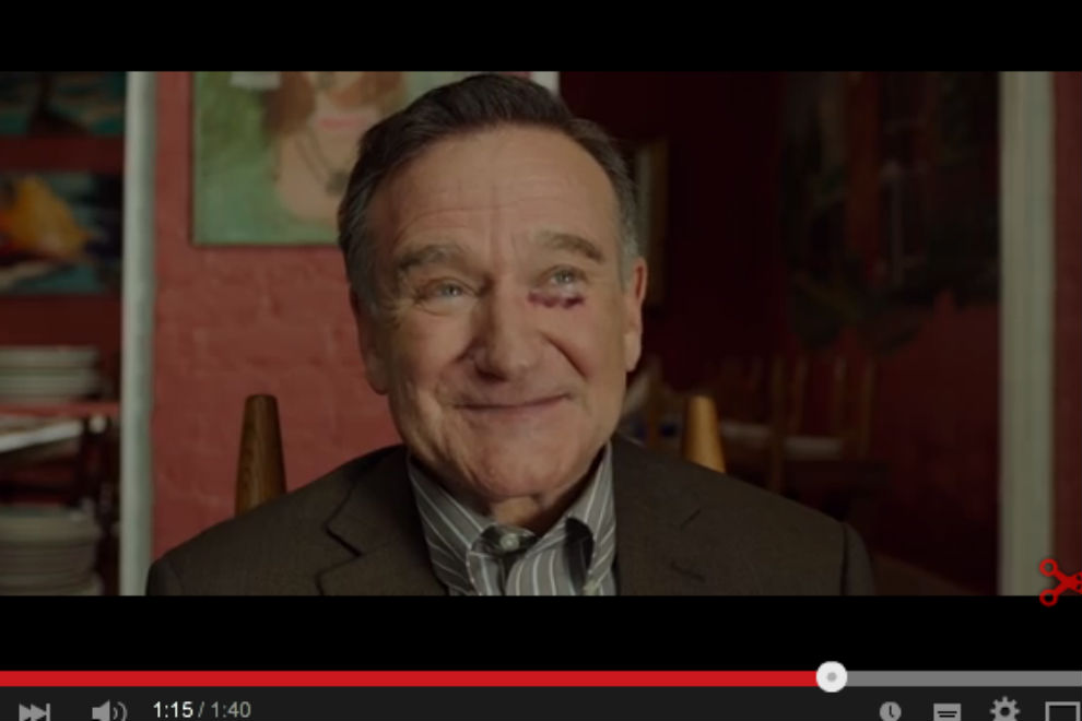 Trailer vom letzten Film von Robin Williams
