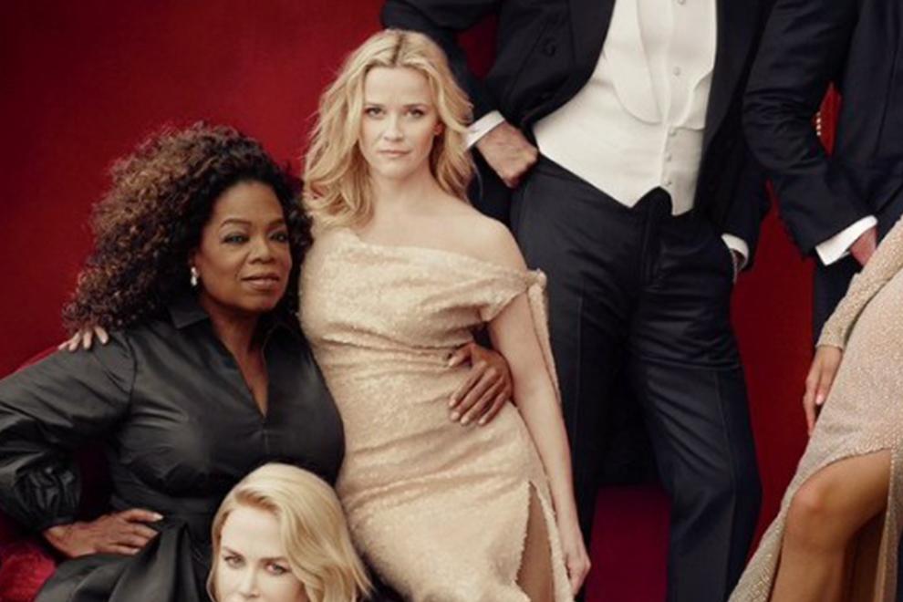Reese Witherspoon landet dreibeinig auf dem Cover der Vanity Fair
