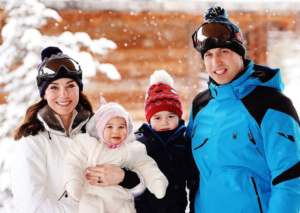 Wie das 3. Baby von William und Kate wahrscheinlich heißen wird