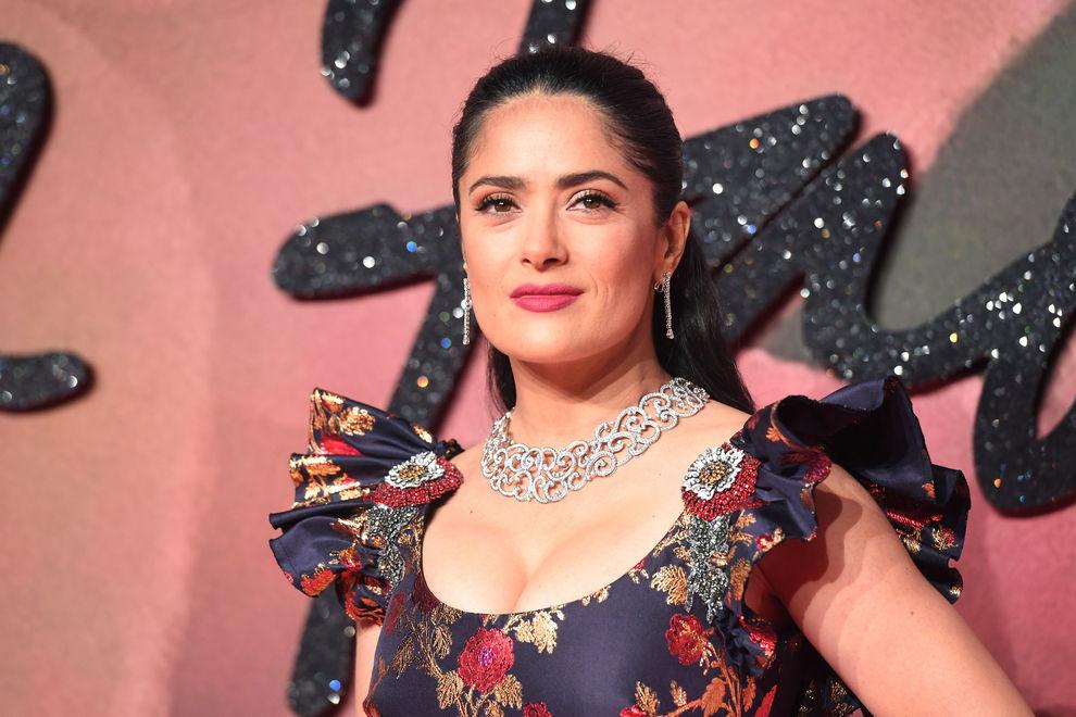 """Weinstein soll sie zu Sexszene in """"Frida"""" gezwungen haben"""