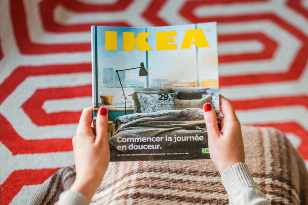 Möbelhaus Ikea Fordert Frauen Auf Auf Seine Werbung Zu Pinkeln