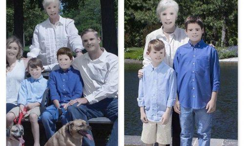 Dieser gruselige Photoshop-Fail wird zum Hit im Netz