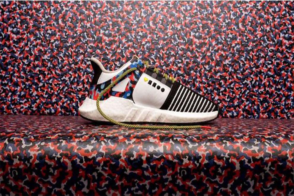 In Berlin gibt es nun Adidas-Sneakers als Fahrtkarte