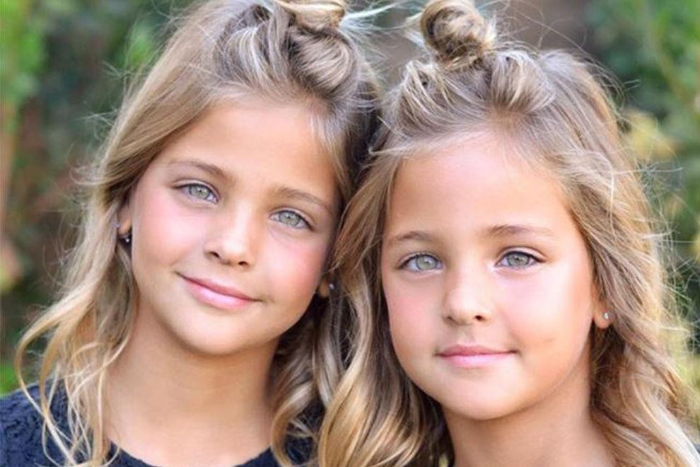 Diese Mädels Sollen Die Schönsten Zwillinge Der Welt Sein