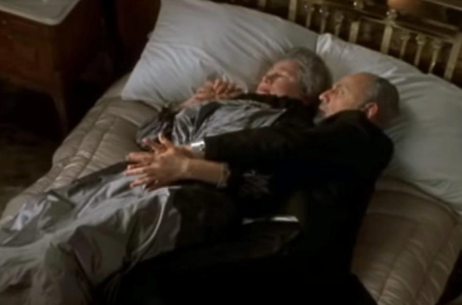 Sie starben auch im echten Leben gemeinsam