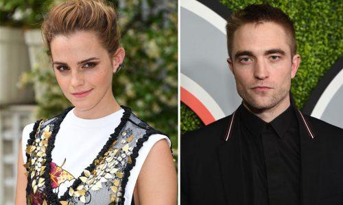 Emma Watson und Robert Pattinson sollen verknallt sein