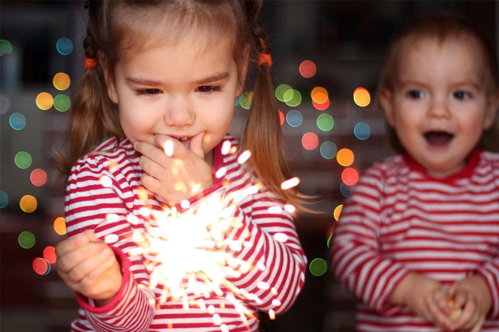 5 Tipps, mit denen Silvester auch Kindern Spaß macht