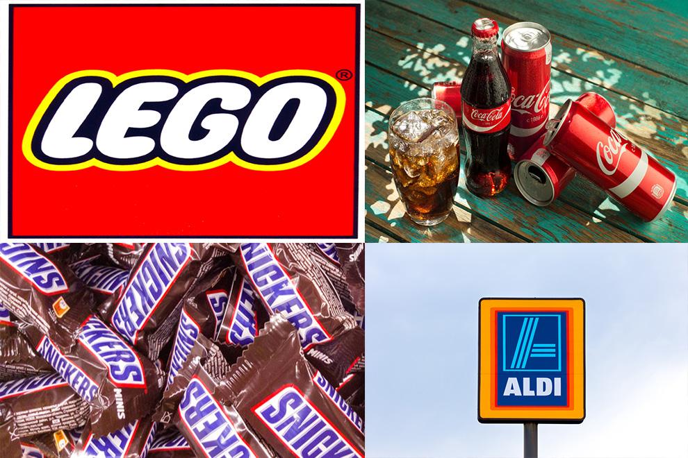 Was die Firmennamen von Coca Cola und Co wirklich bedeuten