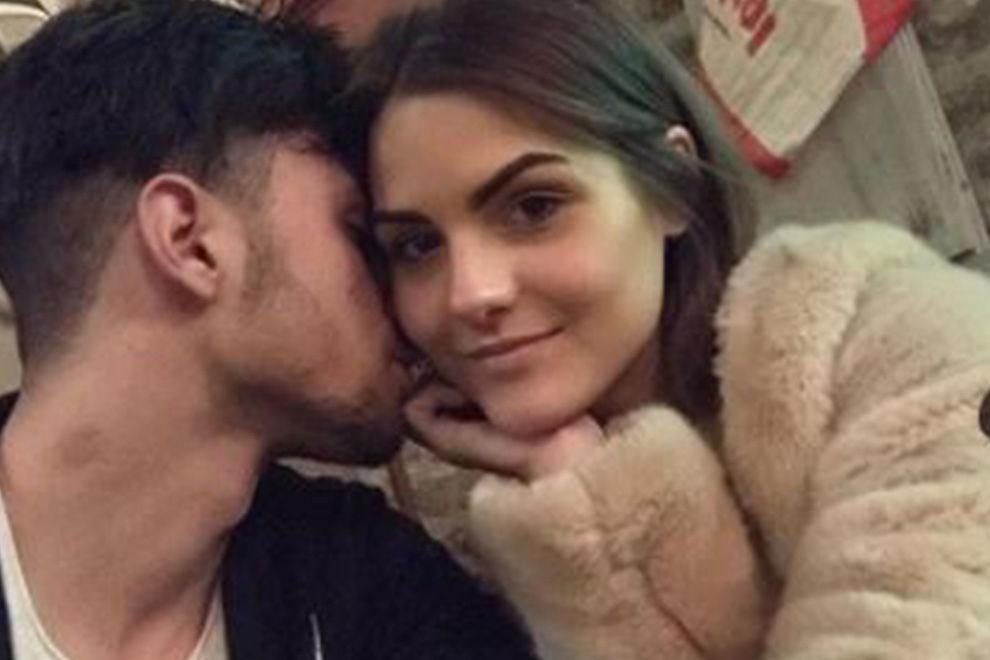 Lukas und Daniela von ANTM sind ein Paar