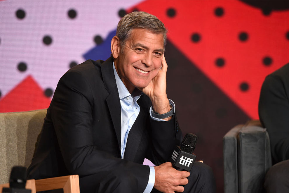 "George Clooney in erster Serienrolle seit ""Emergency Room"""