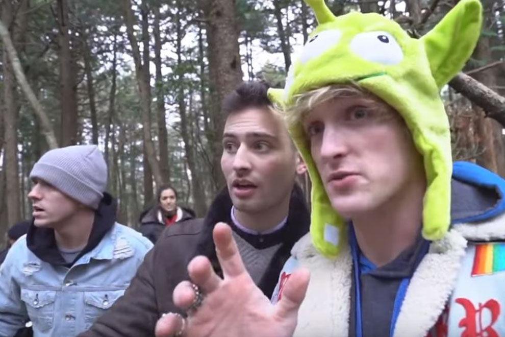 Youtuber Logan Paul filmt Leiche für Klicks