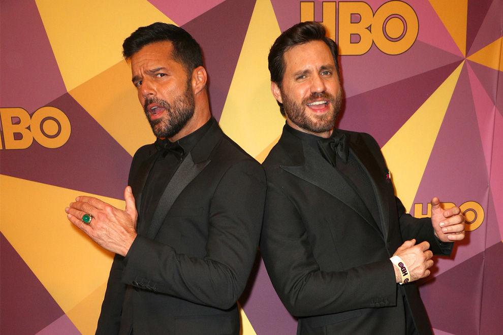 Ricky Martin hat seinen Verlobten geheiratet
