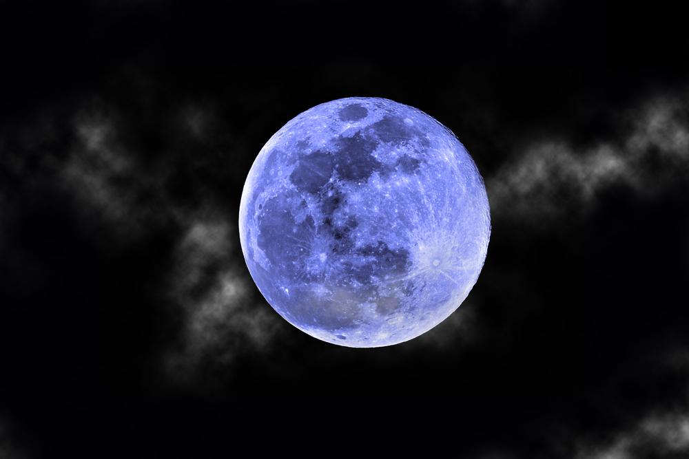 So beeinflusst der blaue Vollmond dein Sternzeichen