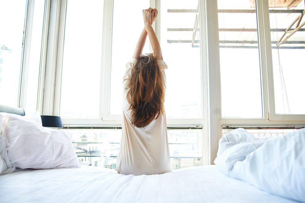 5 Tricks damit dein Schlaf erholsamer wird