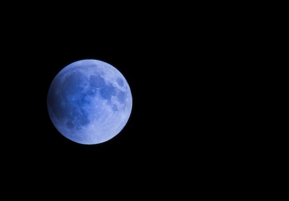 Am Mittwoch kommt der Super-Blau-Blutmond