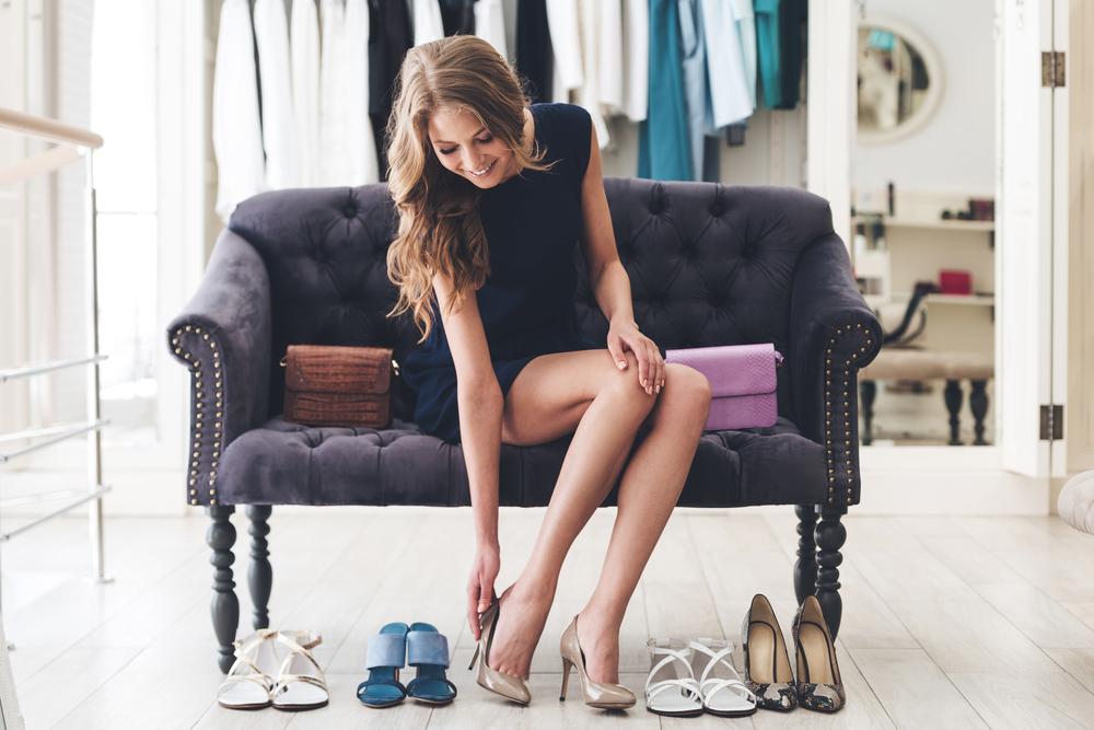 3 Schuhe, die Männer an Frauen hassen