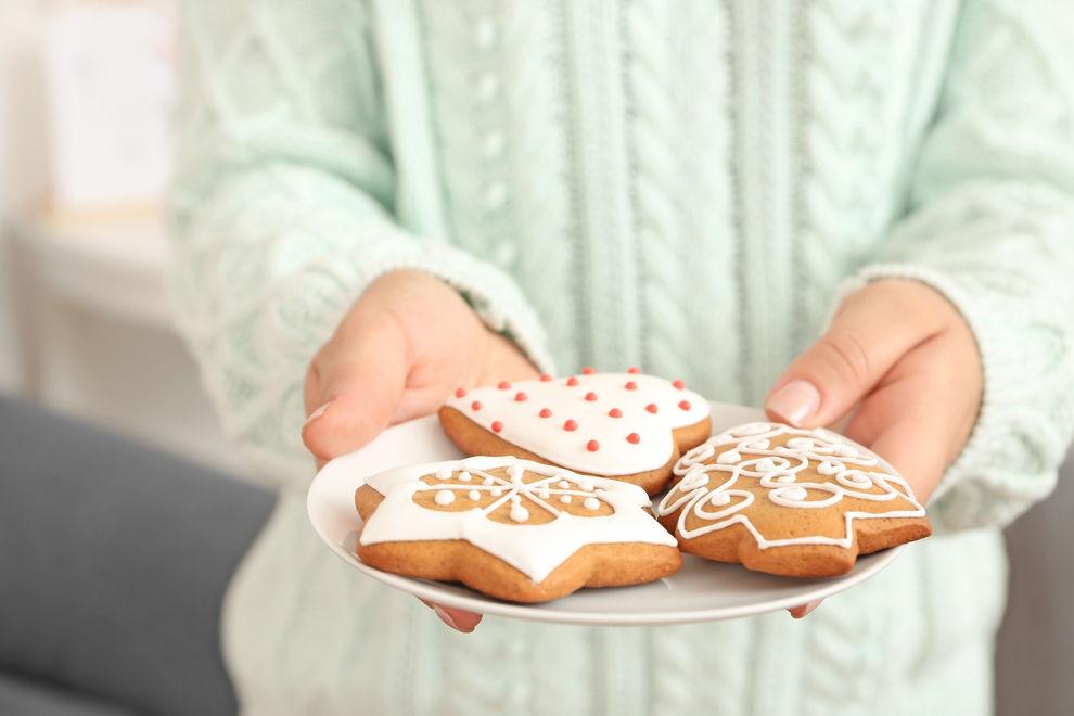 Die besten Rezepte für gesunde Weihnachtskekse